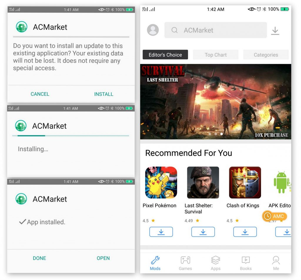 acmarket download